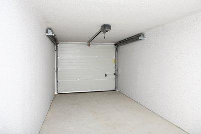 Inside - Garage